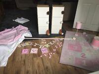 Girls Bedroom Bundle