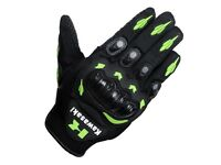 Kawasaki Motocross Gloves FREE UK POSTAGE