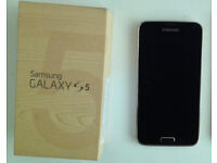SAMSUNG GALAXY S5, 16G -Copper GOLD, IMMACULATE Condition, Boxed, Unlocked to Any Network
