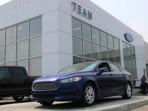 2014 Ford Fusion SE SEDAN ACCIDENT FREE