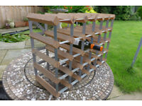 Wine rack heavy duty!!