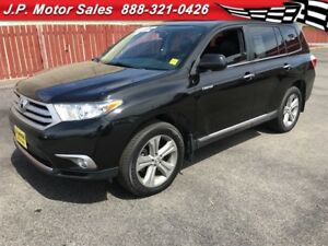2012 Toyota Highlander Limited, Auto, Navigation, Sunroof, 4x4,