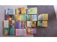 Mauve Binchey books
