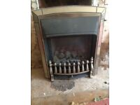 Valor home flame gas fire