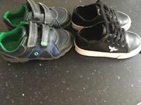 Infant shoes size 6 and 6 1/2