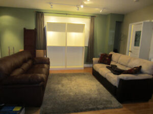 Furnished 1 bed, 1 bath, North Vancouver