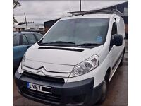 FOR BREAKING OR SPARES - CITROEN DISPATCH 1200 1.6 HDi 90BHP SWB DIESEL 2007