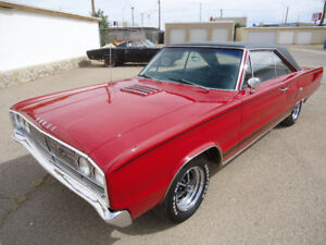 1967 Dodge Coronet R/T Matching Numbers - Texas Car