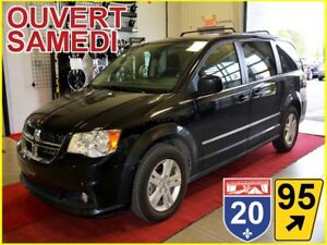 2016 Dodge Grand Caravan CREW * CAMERA DE RECUL * BANCS CHAUFFAN