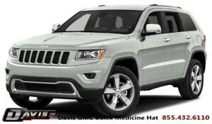 2015 Jeep Grand Cherokee Limited Heated seats! Leather! Rear...