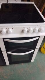 Logik 50cm ceramic cooker perfect working order and in good condition excellent cooker very clean