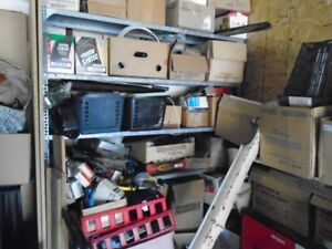 BOXES & BOXES OF CHEVELLE PARTS AND MORE