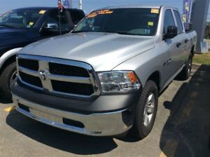 2017 Ram 1500 SXT/POWER OPTS/JUST LIKE NEW! ONLY 1200KMS!