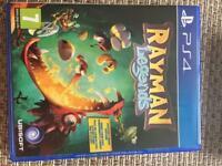 PS4 Rayman