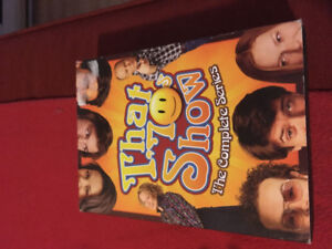 That 70's show complete series (8 seasons)