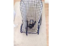 Chicco baby bouncer/seat