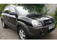 HYUNDAI TUCSON 4X4 ESTATE - NEW CLUTCH / TIMING BELT CHANGED