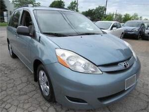 2007 Toyota Sienna CE SAFETY + E-TESTED 8 passagers