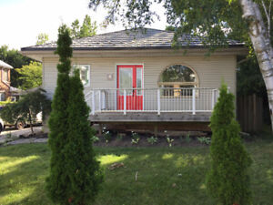 Exhibition Park. 3 bedroom with amazing yard!