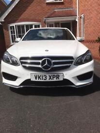 Mercedes E220 for sale £15,995