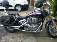HONDA VTX1300C 2004 SOLD, Pending collection