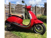 Vienna scooter 125