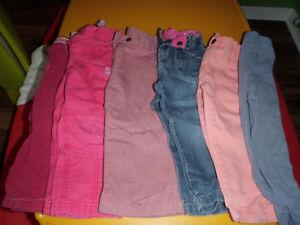 Vêtements fille 18-24 mois
