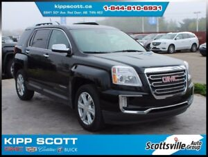 2016 GMC Terrain SLT AWD, Leather, Sunroof, Driver Alerts, Nav