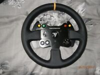 Thrustmaster TM Leather 28 GT wheel Add-on Xbox One PS4 PS3 PC