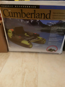brand new cumberland fishing boat retail 200 $ selling for 120$