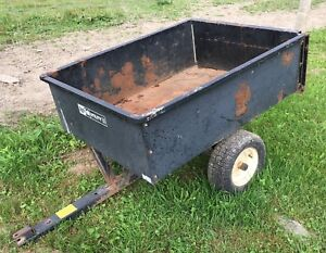 Small dump lawn morrow / Atv trailer