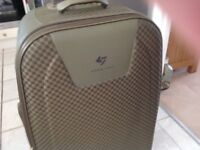 Large Suitcase 21 inches wide x 33 inches Height 12 inches depth