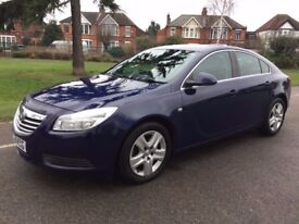 2011 Vauxhall Insignia 2.0 CDTi 16v Exclusiv 5dr Automatic @07445775115@