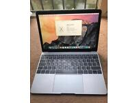 "Apple MacBook 12"" Core M 1.2GHz 2015 Laptop"