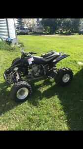 2007 yfz 450/480 cc big boar
