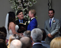 Wedding minister/officiant