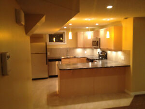 For Rent: Executive Style Basement Suite