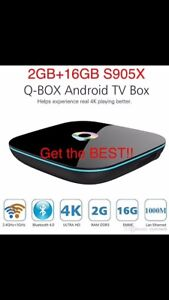 QBox 2GB+16GB - please read and compare to all the rest!!