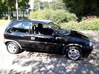 Vauxhall Corsa 1.2 SXI 16V BLACK