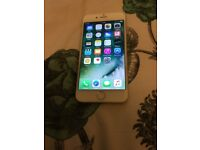iPhone 6 - 16GB WHITE SILVER unlocked