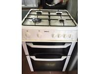 Gas cooker 60 cm wide