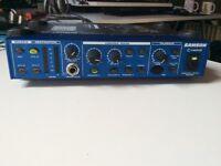 Samson C-Control Studio Monitoring System