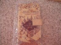 HARRY POTTER MAURAUDERS MAP PHONE CASE