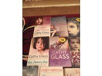 Over 25 true life books