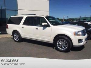 2016 Ford EXPEDITION MAX LIMITED Max Limited
