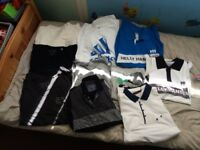 Mens tshirt bundle size large
