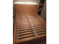 Kingsize Bed Frame with Lights