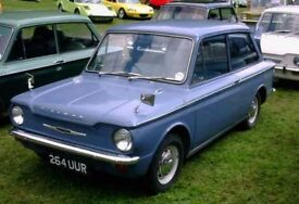CLASSIC CAR OR MOTORBIKE WANTED PLEASE GET IN TOUCH