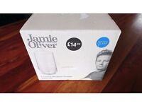 Jamie Oliver Vintage Water 2 sets Glasses small (4) large (4)