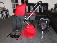 Bugaboo camelon full travel system